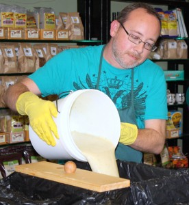 nashville soap making class
