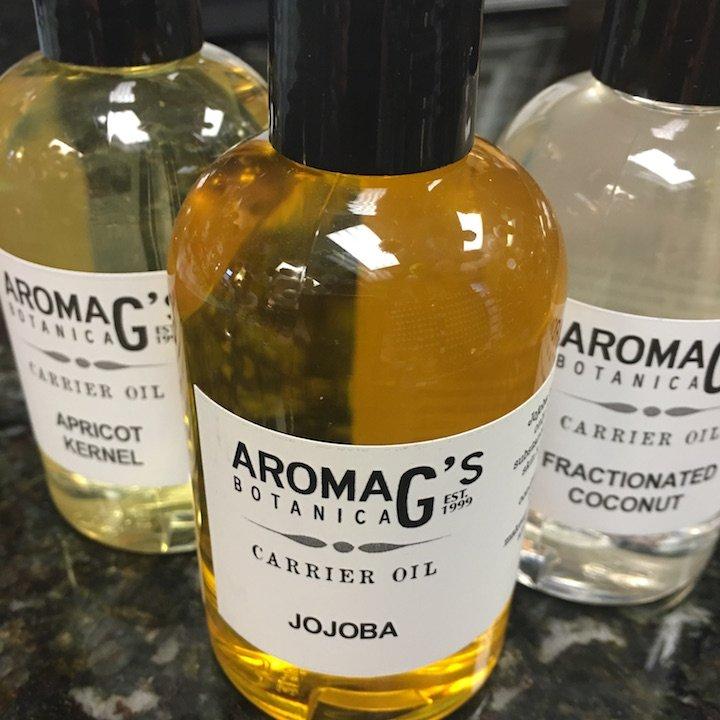 carrier oils
