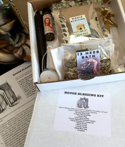 house blessing kit