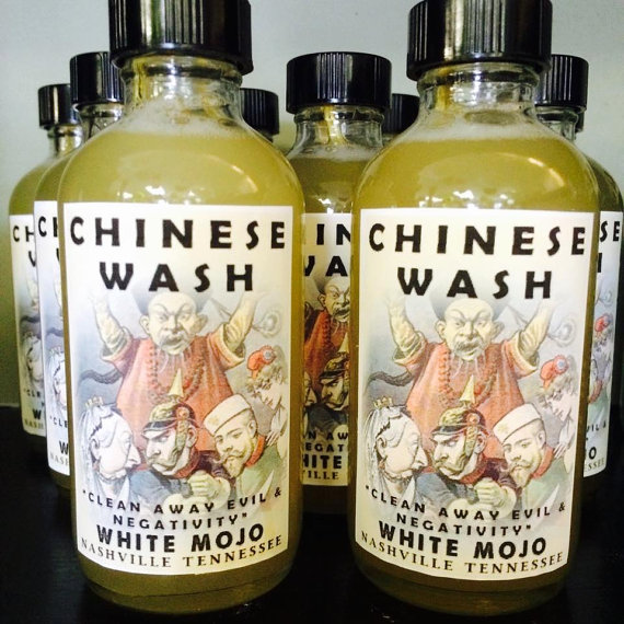 chinese wash hoodoo