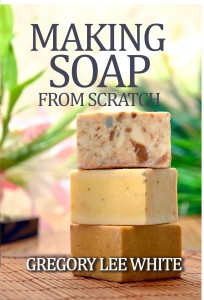 best selling soap making book