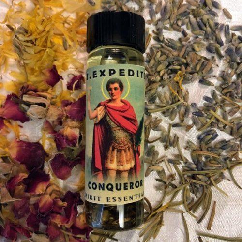 St. Expedite Oil - Conqueror Oil