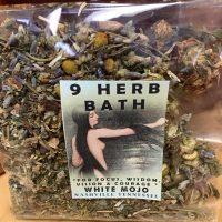 Herbal Spiritual Baths | aromaG's Botanica