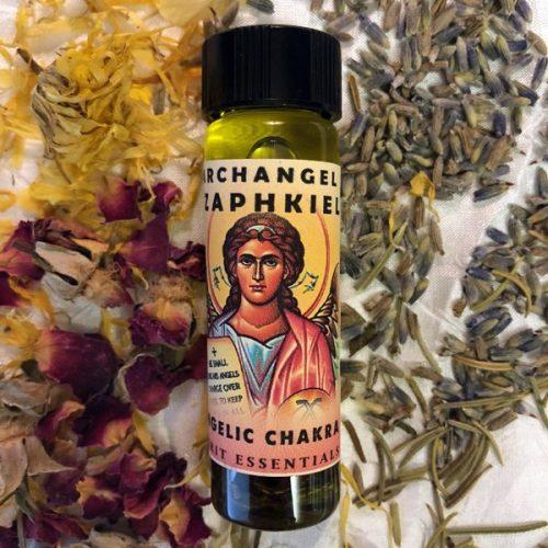 Angel Chakra - Archangel Tzaphkiel Oil