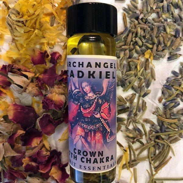 7th Chakra - Archangel Zadkiel Oil Crown Chakra