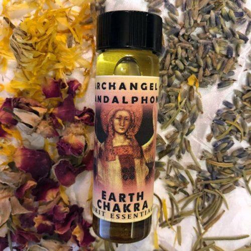 Archangel Sandalphon Oil - Earth Chakra