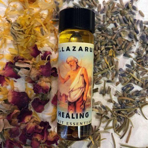 St. Lazarus Oil - Healing Oil