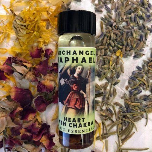 4th Chakra - Archangel Raphael Oil heart chakra