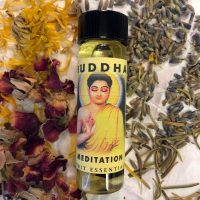 Meditation Oil - Buddha Oil