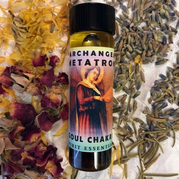 Archangel Metatron Oil Soul Chakra