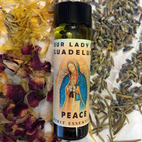 Our Lady of Guadalupe Oil - Peace Oil