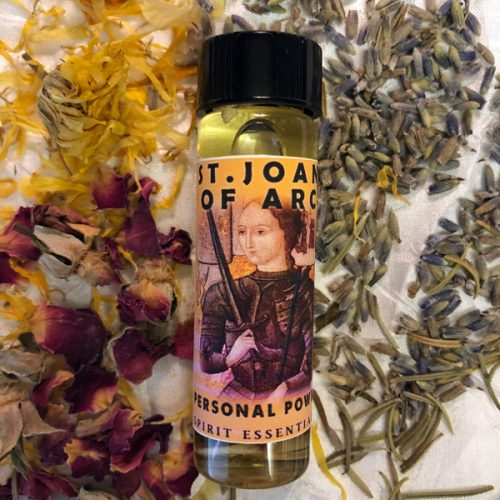 St. Joan of Arc Oil - Personal Power Oil