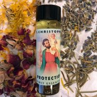 St. Christopher Oil Protection Oil