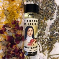 St. Therese Of Lisieux Purification Oil