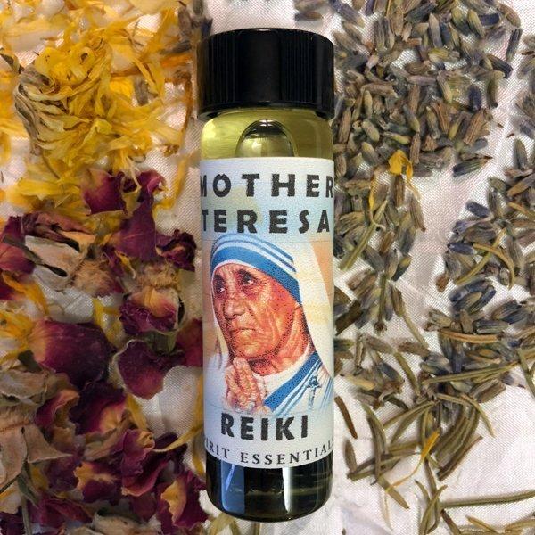 Mother Teresa Reiki Oil