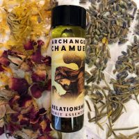 Archangel Chamuel Relationship Oil