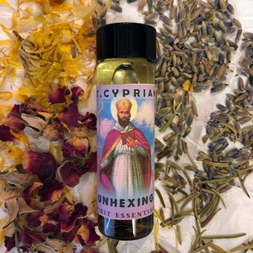 St Cyprian Oil