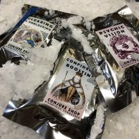 Bath Salt - hoodoo and folk magic ritual bath salt