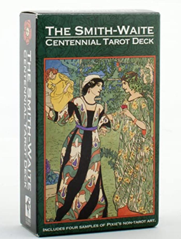 smith waite tarot