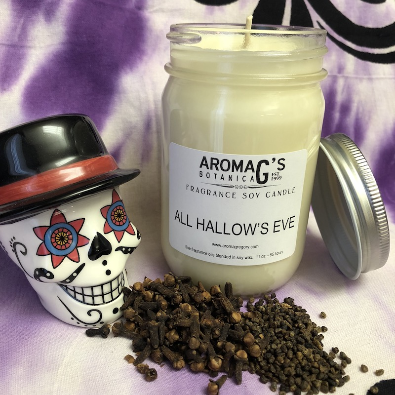 All Hallow's Eve Soy Candle