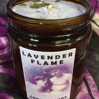 Folk Magic Candles with real essential oils | aromaG's Botanica