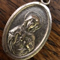 Saint Medallions | aromaG's Botanica