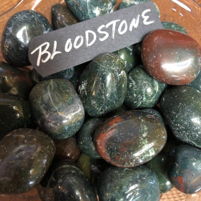 bloodstone tumbled
