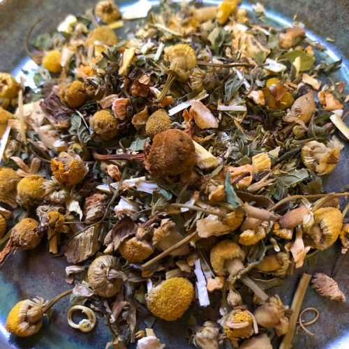 Herbal Blend Teas