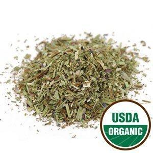 organic hyssop herb