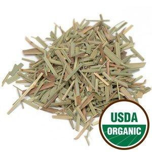 organic lemongrass herb