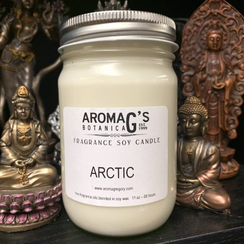 Arctic Soy Candle