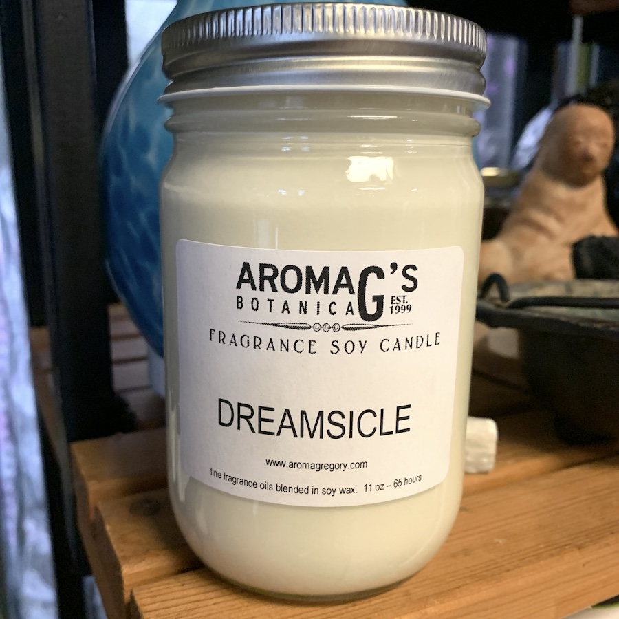 Dreamsicle Soy Candle