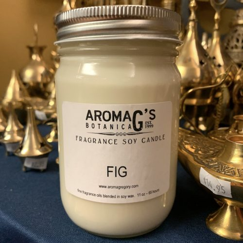 fig soy candle