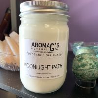 moonlight path soy candle