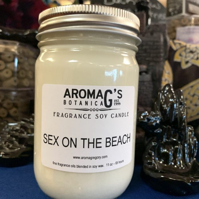 Sex on the Beach Soy Candle