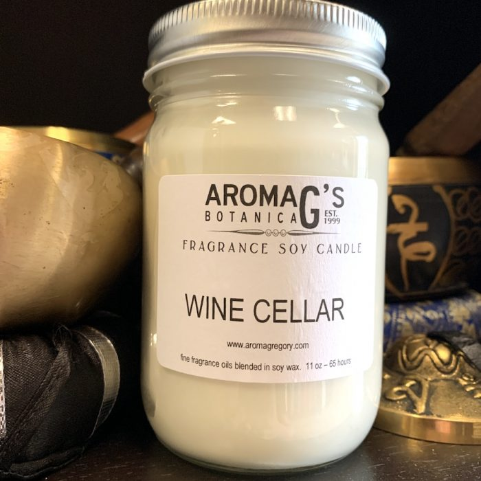 Wine Cellar Soy Candle