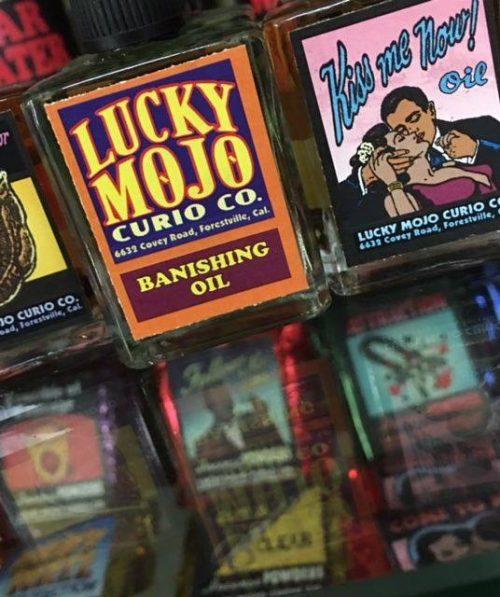 Lucky Mojo Curio Co. Oils