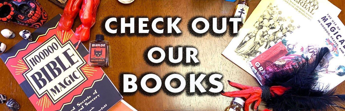 hoodoo books