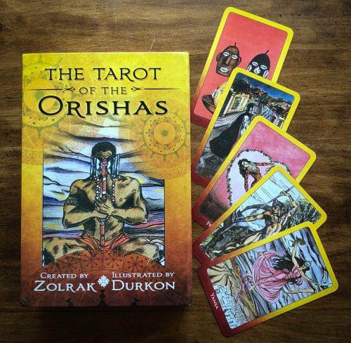 tarot orishas
