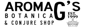 aromaG's Hoodoo & Witch store – Metaphysical shop Logo