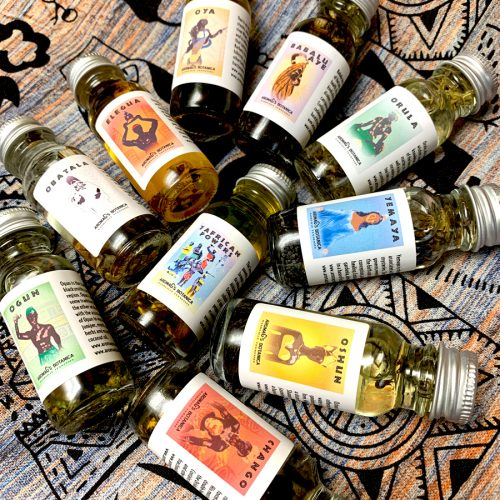 Oils - Orishas