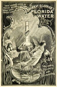 florida water 1900s advertisement