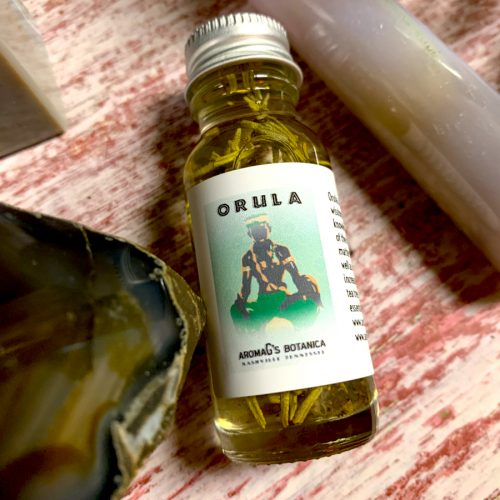 orula orisha oil