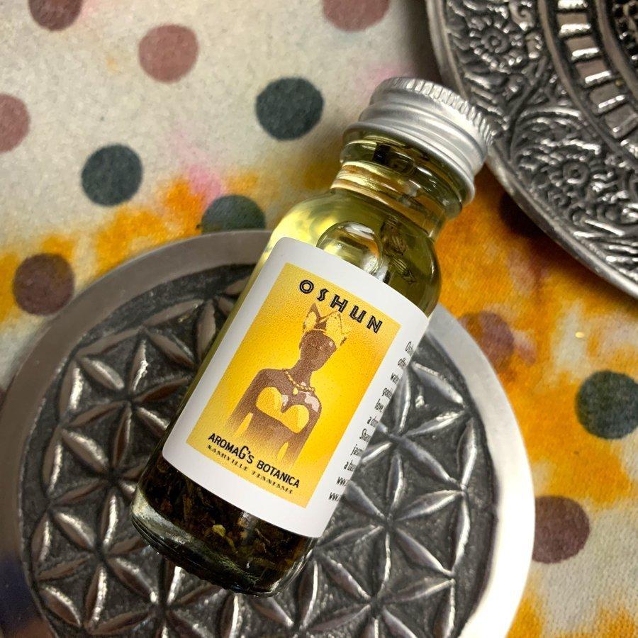 oshun orisha oil