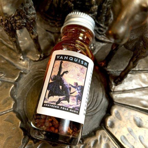 vanquish hoodoo oil