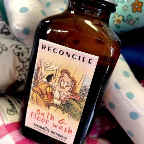 reconcile hoodoo floor wash