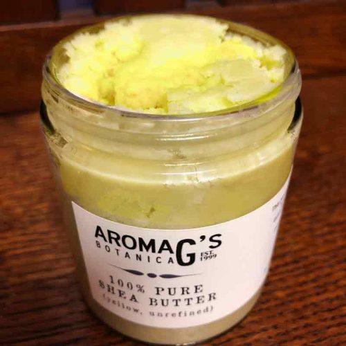 raw shea butter