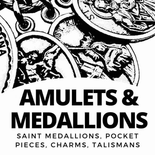 Amulets and Medallions