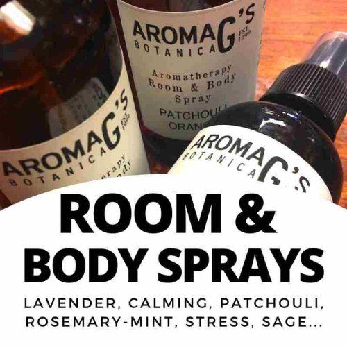 Room and Body Sprays