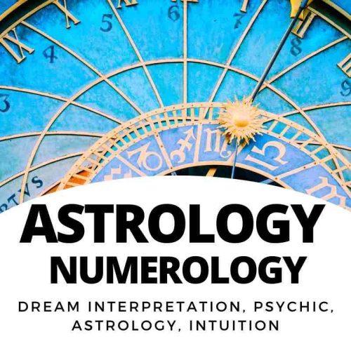 Astrology Numerology Dreams